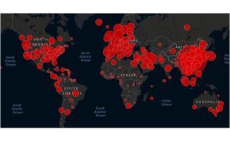 Komşuda korkutan koronavirüs tablosu! İran'da son 24 saatte ölü sayısında şaşırtan artış!