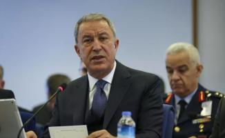 MSB Bakanı Hulusi Akar açıkladı: 1458 terörist etkisiz hale getirildi