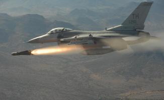 MSB duyurdu! PKK'lı teröristlere bomba yağdırıldı!