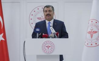 Sağlık Bakanı Koca'dan son dakika açıklaması geldi!