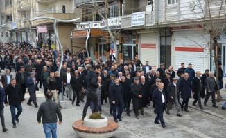 Şırnak'ın ileri gelen aileleri AK Parti'yi destekleme kararı aldı