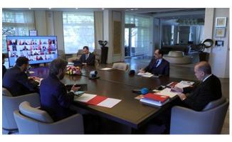 Kritik kabine toplantısı başladı! Toplantı sonrasında Cumhurbaşkanı Erdoğan önemli açıklamalar yapacak!