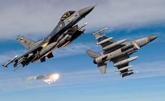 Son dakika Milli Savunma Bakanlığı (MSB) duyurdu! Teröristlere bomba yağdırıldı