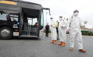 Taksi, minibüs ve otobüsler uygulanacak kurallar değişti! İşte yeni koronavirüs kuralları