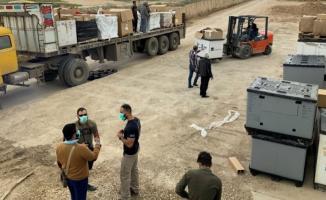 Türkiye ABD'ye ABD ise PKK'lılara sağlık malzemesi gönderdi!
