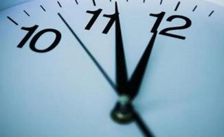 Valilik açıklamıştı! Yeni saatler bugünden itibaren uygulanmaya başladı!