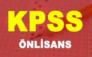 2020 KPSS önlisans sınav başvurusu ve sonuç tarihleri belli oldu