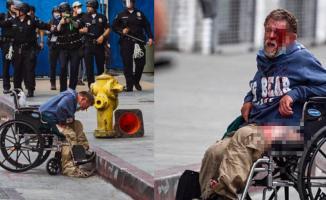 ABD polisinden yeni bir vahşet daha! Dünyada büyük tepkilere neden oldu!