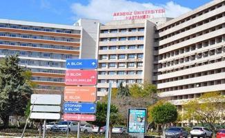 Akdeniz Üniversitesi 245 sağlık personeli alımı başvuruları başladı!
