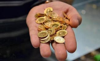 Altın fiyatları güne düşüşle başladı! Çeyrek altın 10 TL birden düştü