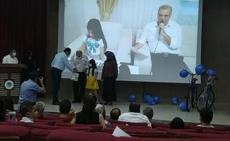 Babam ve Ben yarışmasında Melek Naz ve babası Ataman Karakeçili Malatya İkincisi oldu!