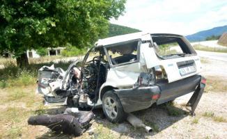 Balıkesir'de meydana gelen kazada aynı aileden 6 kişi hayatını kaybetti!