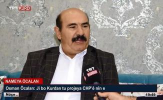 CHP: Osman Öcalan'ı TRT'ye biz mi çıkardık?