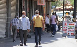 Diyarbakır'da maskesiz sokağa çıkma yasaklandı!