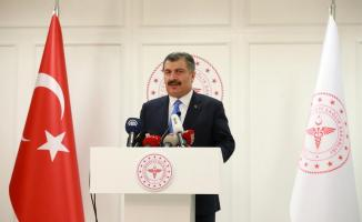 Flaş karar öncesinde Sağlık Bakanı Fahrettin Koca'dan dikkat çeken paylaşım!