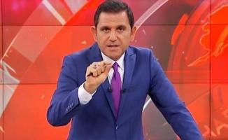 Kaçak yapı bulamayan bakanlık Fatih Portakal'a kiremit cezası kesti!