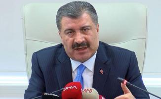 Koronavirüs ilacının ölüm oranını arttırdığı iddialarına Sağlık Bakanı Koca cevap verdi!