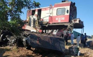 Malatya'da tren kazası! Ölü ve yaralılar var