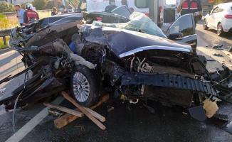 Mersin'in Tarsus ilçesinde trafik kazası! 3 ölü 1 yaralı