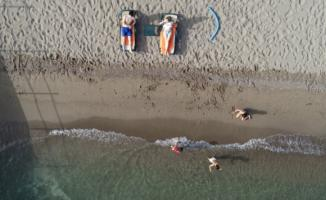 Plajda maske zorunluluğu getirildi!