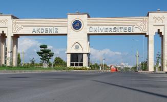 Akdeniz Üniversitesi işçi alımı başvuruları yarın başlıyor!