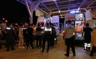 Antakya Karayolu'nda feci kaza! 2'si ağır 7 kişi yaralandı