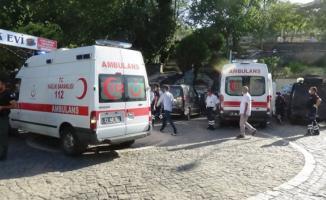 Bir kafeterya ihalesi için bir kişi öldü 8 kişi ağır yaralandı!