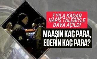 Bursa'da polise hakaret eden Yarbay hakkında 3 yıla kadar hapis talebiyle dava açıldı!