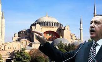 Cumhurbaşkanı Erdoğan 1 yıl önce Ayasofya'nın açılmasına böyle karşı çıkmıştı!