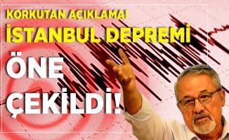 Deprem Uzmanı Görür'den korkutan Marmara depremi açıklaması! İstanbul depremi öne çekildi!