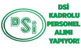 Devlet Su İşleri'ne kadrolu alım yapılıyor! KPSS şartı aranmayacak! En az ise mezunları başvurabilir!