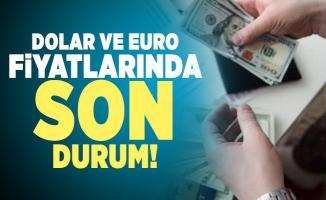 Dolar ve Euro fiyatlarında son durum! 10 Temmuz dolar ve euro ne kadar?