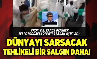 Dünyayı sarsacak tehlikeli bir salgın daha! Prof. Dr. Taner Demirer açıkladı!