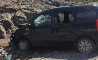 Elazığ'ın Arıcak ilçesinde meydana gelen kazada 1 kişi öldü 4 kişi yaralandı!