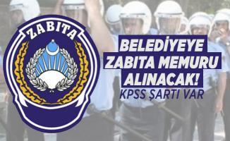 Gaziantep'te Belediyeye 40 Zabıta memur alımı yapılacak!