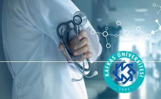 Kafkas Üniversitesi sağlık personeli alımı başvuruları bugün başladı!
