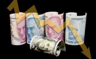 Kamu bankaları dolar kurunu düşürmek için yine döviz sattılar!