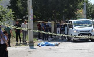 Manisa'da akraba cinayeti! Öz yeğenini sokak ortasında öldürdü