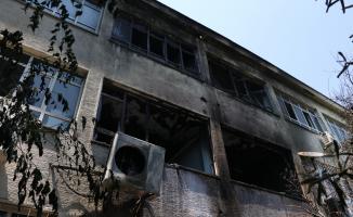 Mersin'de bir okulda meydana gelen patlamada 2 öğretmen yaralandı!