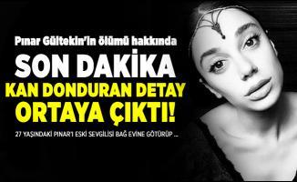 Pınar Gültekin ölümü hakkında son dakika kan donduran detay ortaya çıktı!