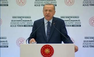 Son dakika Cumhurbaşkanı Erdoğan duyurdu! Son rakamlar belli oldu