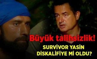 Survivor Yasin diskalifiye mi oldu? Survivor Yasin sakatlandı, hastaneye kaldırıldı! Bundan sonra ne olacak?