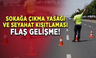 Türkiye Geneli Kurban Bayramı seyahat Kısıtlaması olacak mı?