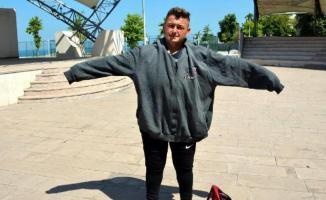 6 ayda 212 kilo verdi! Doğal yollarla nasıl kilo verdiğini açıkladı!