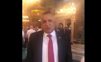 AKP'li Şanlıurfa Milletvekili Ahmet Akay'ın testi pozitif çıktı!