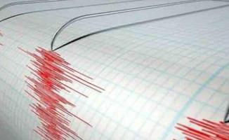 Antalya'da saat 21'de deprem meydana geldi!