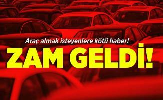 Araç fiyatları güncelleniyor! Sıfır otomobil fiyatları ne kadar oldu? İşte güncel fiyatlar