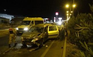 Diyarbakır-Elazığ karayolunda trafik kazası! 2'si ağır 10 yaralı