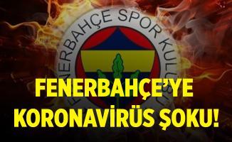 Fenerbahçe'ye koronavirüs şoku! Bir futbolcu ve çalışanın testi pozitif çıktı!
