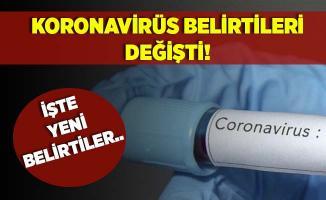 Koronavirüste korkutan gelişme! Belirtiler değişti! İşte yeni belirtiler..